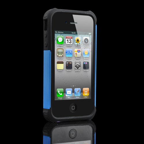 lumsing neu iphone 4 4s tpu silikon case schutz h lle. Black Bedroom Furniture Sets. Home Design Ideas