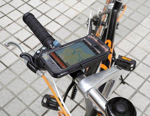 fantom products smartphone fahrrad halterung bike set 1. Black Bedroom Furniture Sets. Home Design Ideas