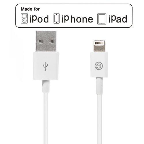 apple mfi zertifiziert opso apple lightning auf usb kabel sync ladekabel light ning usb. Black Bedroom Furniture Sets. Home Design Ideas