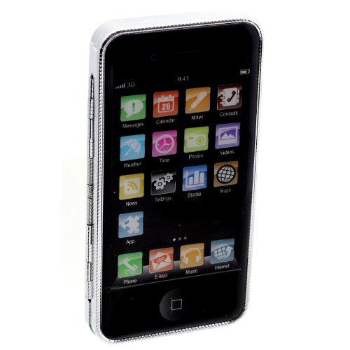 original oramics zigarettenetui cooles iphone design aus aluminium ma e 11x6x1cm smartphony. Black Bedroom Furniture Sets. Home Design Ideas