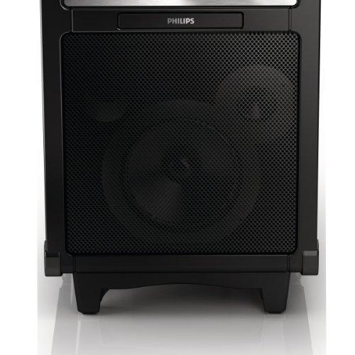 philips azp6 12 portabler lautsprecher mit dockingstation. Black Bedroom Furniture Sets. Home Design Ideas