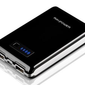 ravpower 10400mah powerbank externer akku pack zusatzakku ismart usb ladeger t f r iphone ipad. Black Bedroom Furniture Sets. Home Design Ideas