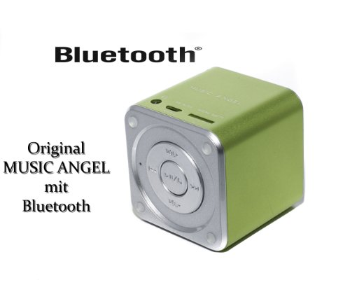 bd music angel original gr n bluetooth mini wireless. Black Bedroom Furniture Sets. Home Design Ideas