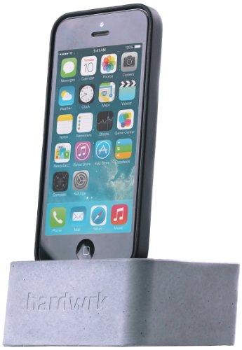 hardwrk massive dock f r apple iphone 5 5s iphone se und iphone 6 6s ladestation. Black Bedroom Furniture Sets. Home Design Ideas