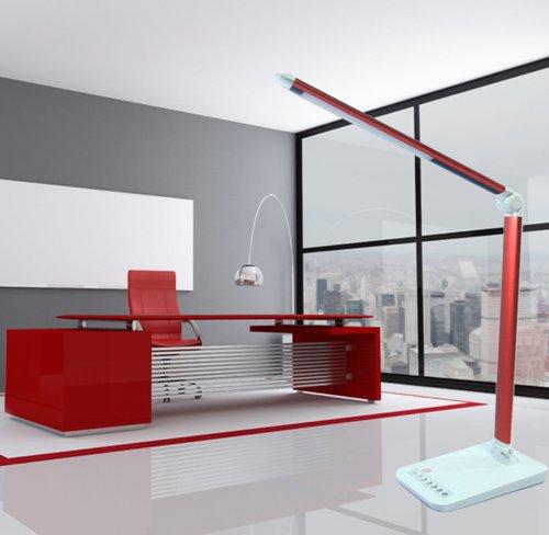 idream led touch dimmbar led tageslicht tischlampe schreibtischlampe b rolampe b roleuchte. Black Bedroom Furniture Sets. Home Design Ideas