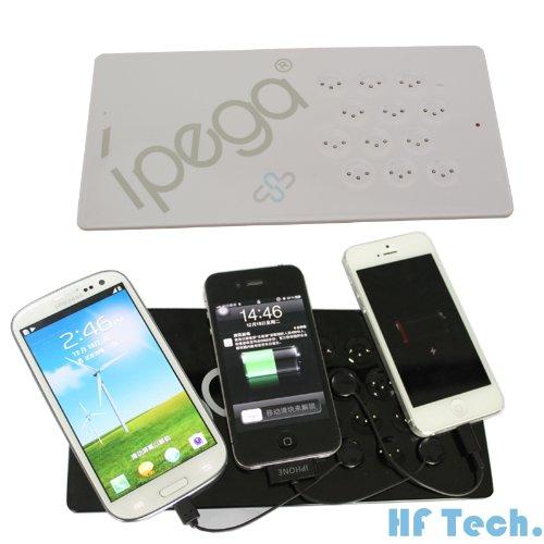 universal magnet induktion handy smartphone ladeger t samsung galaxy 3 4 note 1 2 iphone 3 4 4s. Black Bedroom Furniture Sets. Home Design Ideas