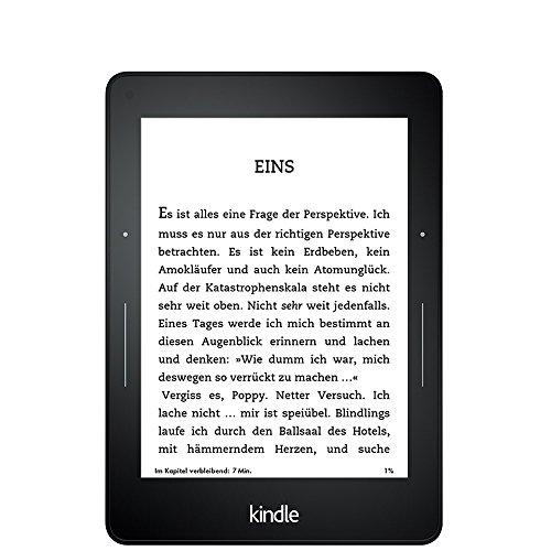 amazon kindle ebook reader version 2019 6zoll preise